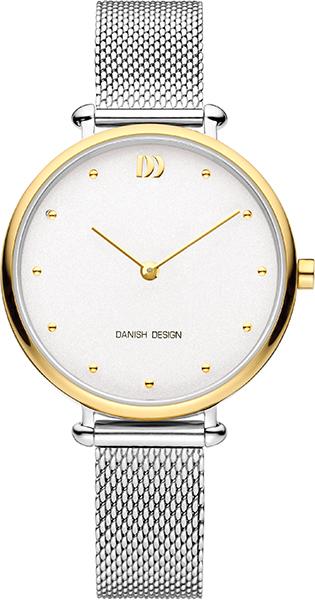 Danish Design Horloge 33 mm Stainless Steel IV65Q1229