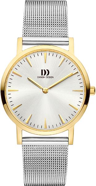Danish Design Horloge 35 mm Stainless Steel IV65Q1235
