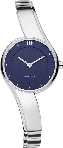 Danish Design IV68Q1177 Horloge 32 mm staal