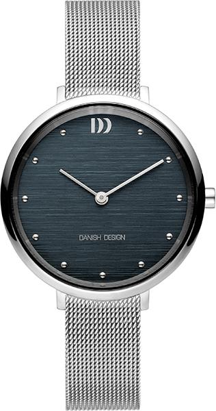 Danish Design Horloge 33 mm Stainless Steel IV69Q1218