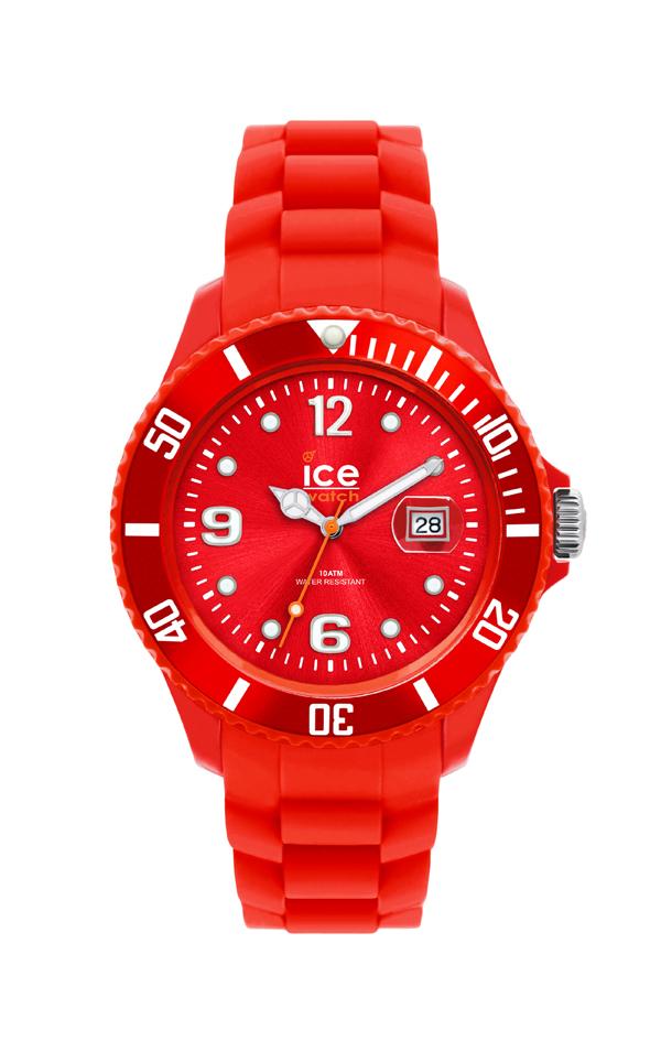 Ice-watch unisexhorloge red 43mm IW000139