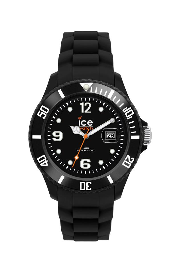 Ice-watch unisexhorloge zwart 48mm IW000143