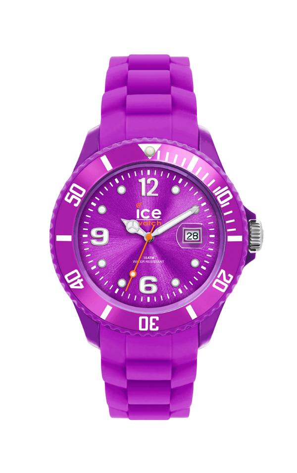 Ice-watch dameshorloge paars 30mm IW000797