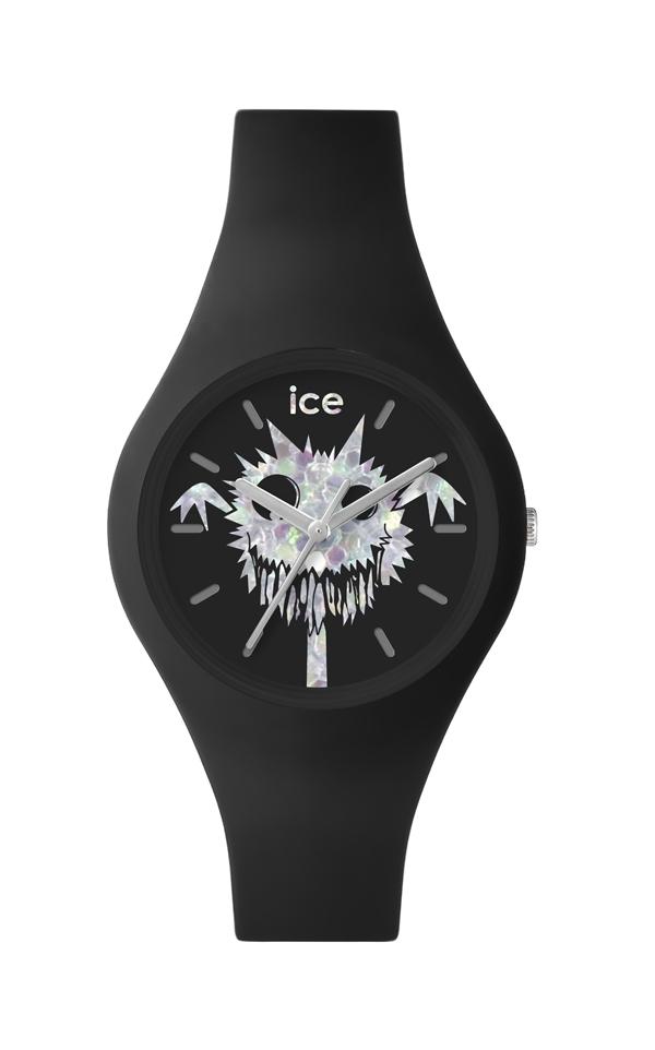Ice-watch unisexhorloge zwart 35,5mm IW001445