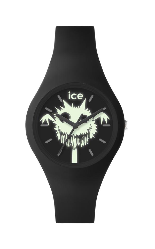Ice-watch unisexhorloge zwart 35,5mm IW001446