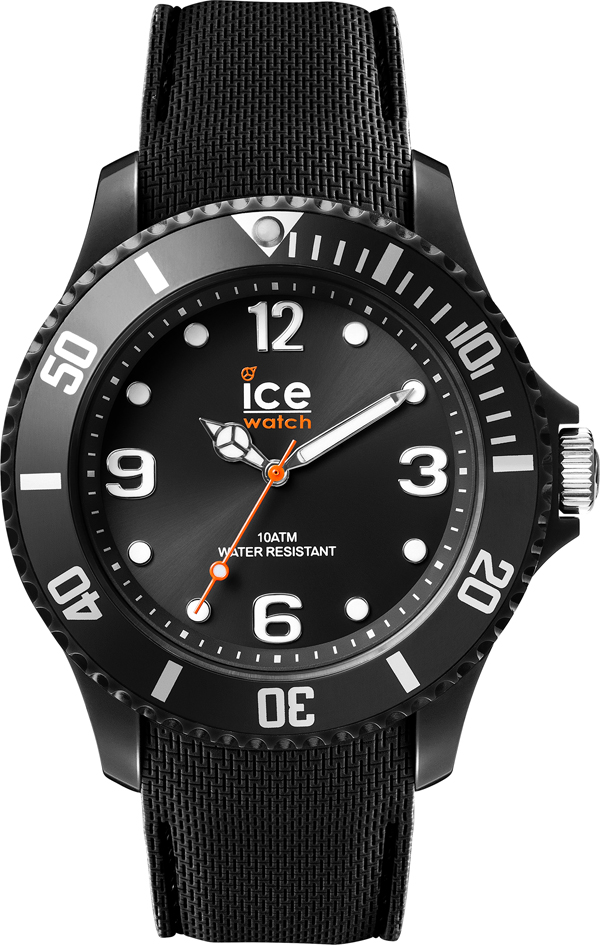 Ice-Watch Sixty-Nine Unisex Black