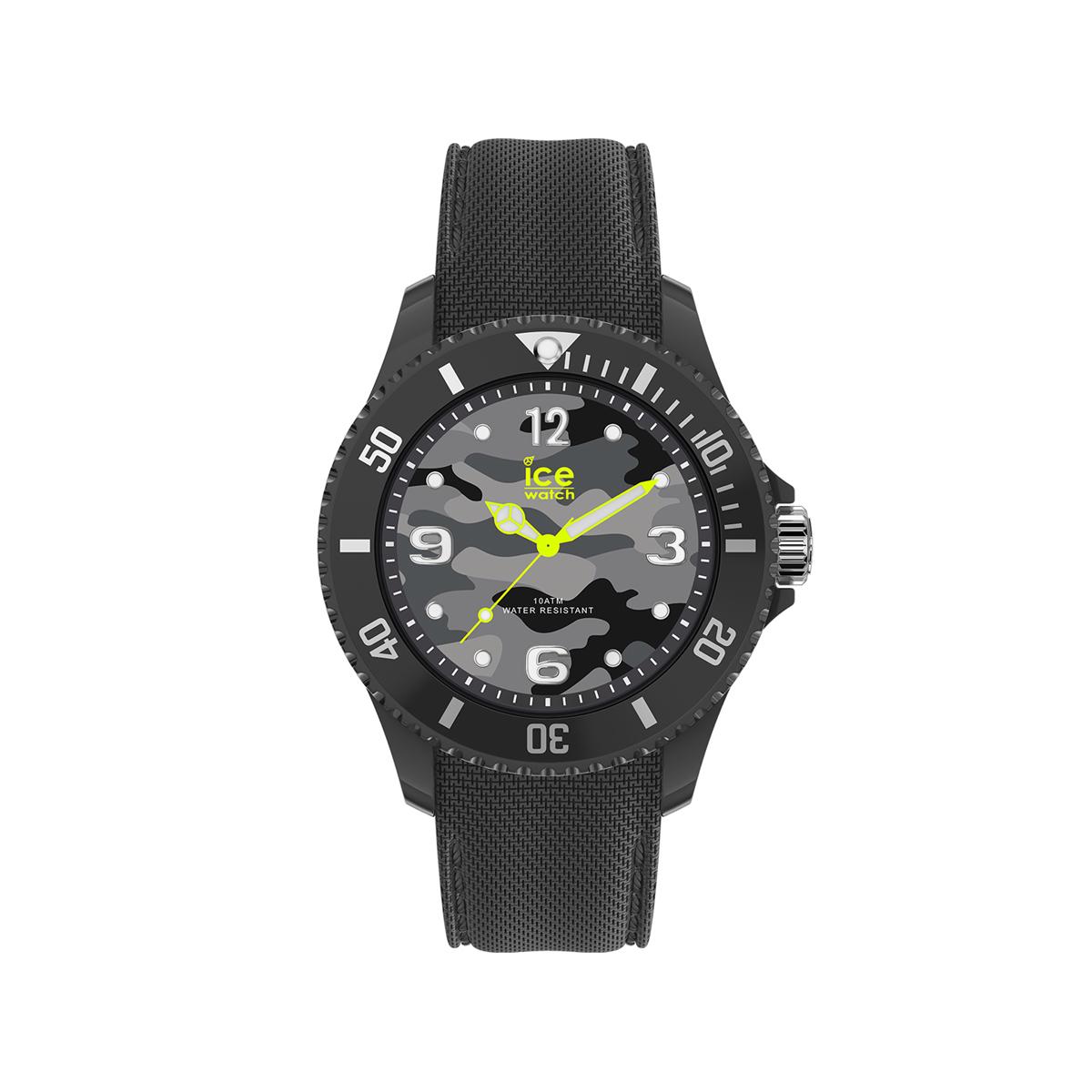 Ice-watch unisexhorloge zwart 40mm IW016292