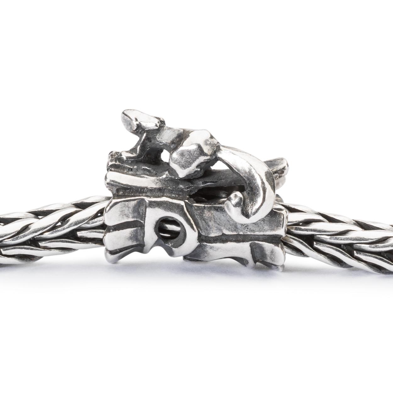 Trollbeads TAGBE-10199 Kraal Ratatoskr zilver