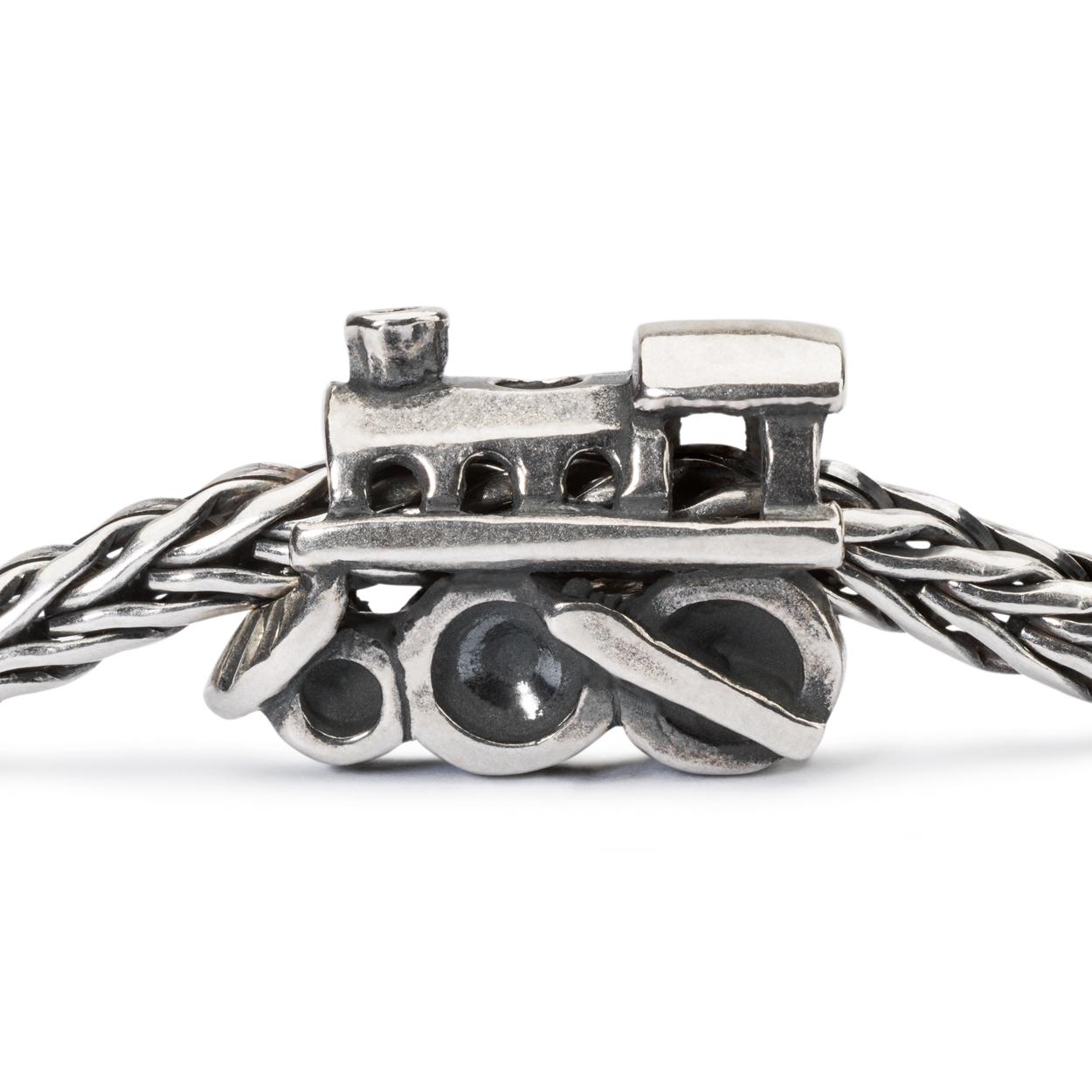 Trollbeads TAGBE-20192 Kraal Locomotief zilver