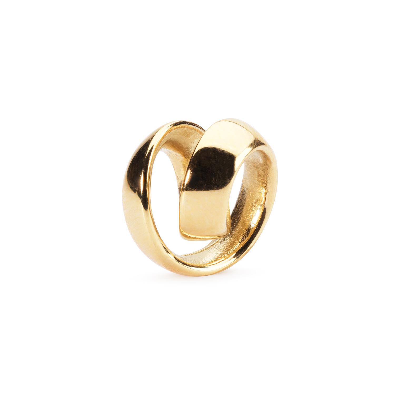 Trollbeads TAUBE-00096 Kraal Voor eeuwig goud
