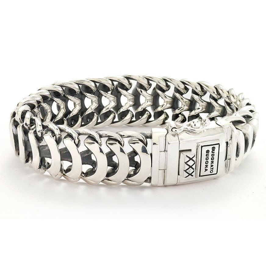 Buddha To Buddha zilveren armband
