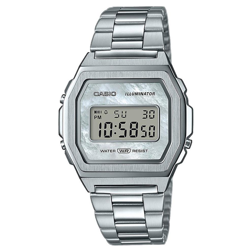 Casio horloge A1000D 7EF Vintage 38 mm