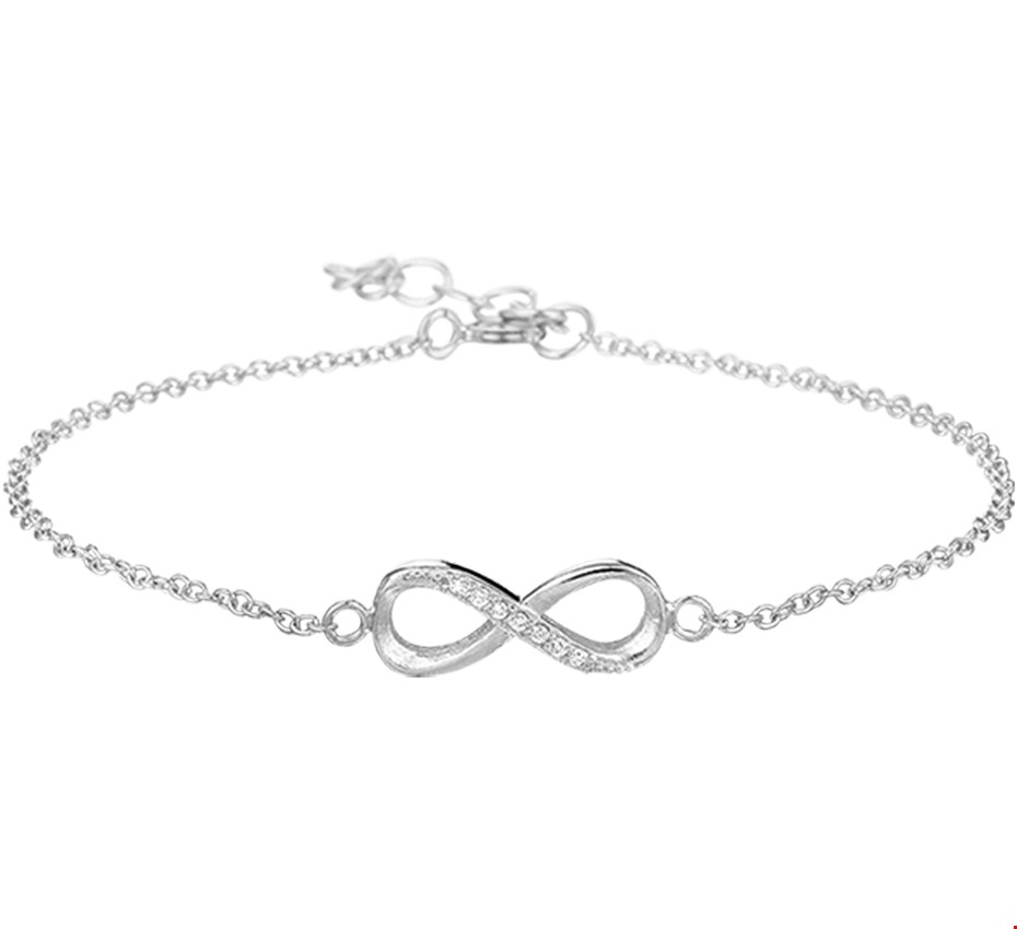 Selected Jewels Infinity armband