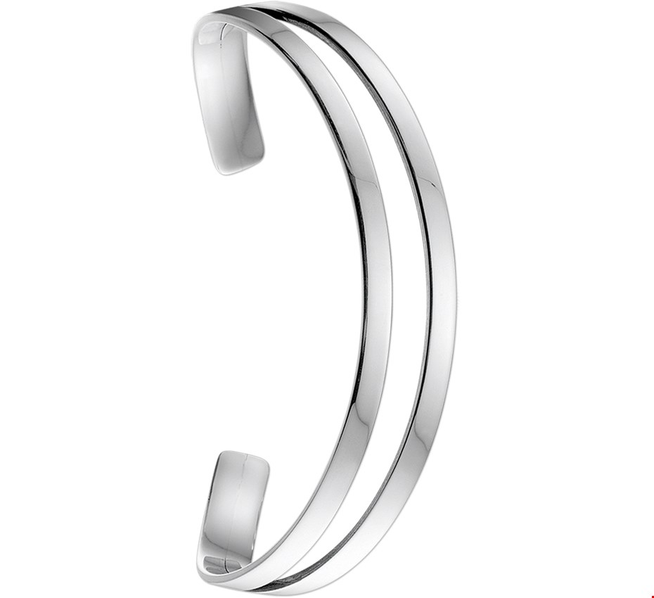 TFT Armband Zilver Spang