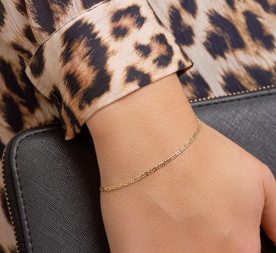 TFT Armband Goud Valkenoog 1,9 mm 18 cm