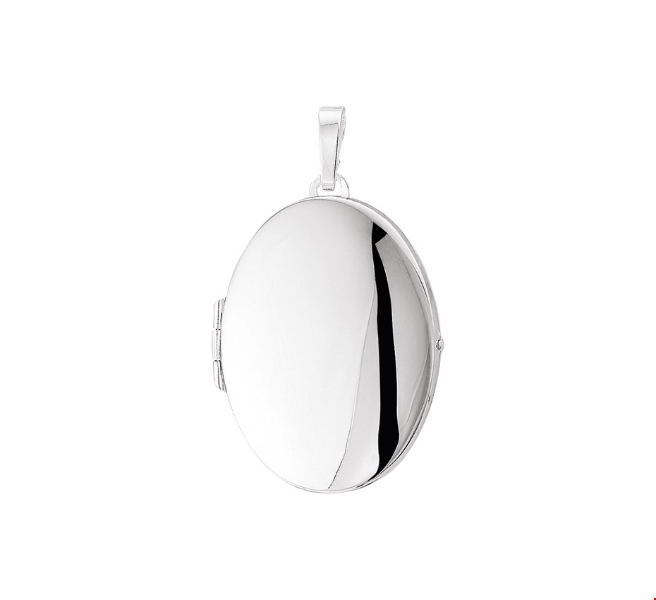TFT Medaillon Zilver Glanzend 44,0 mm x 34,0 mm