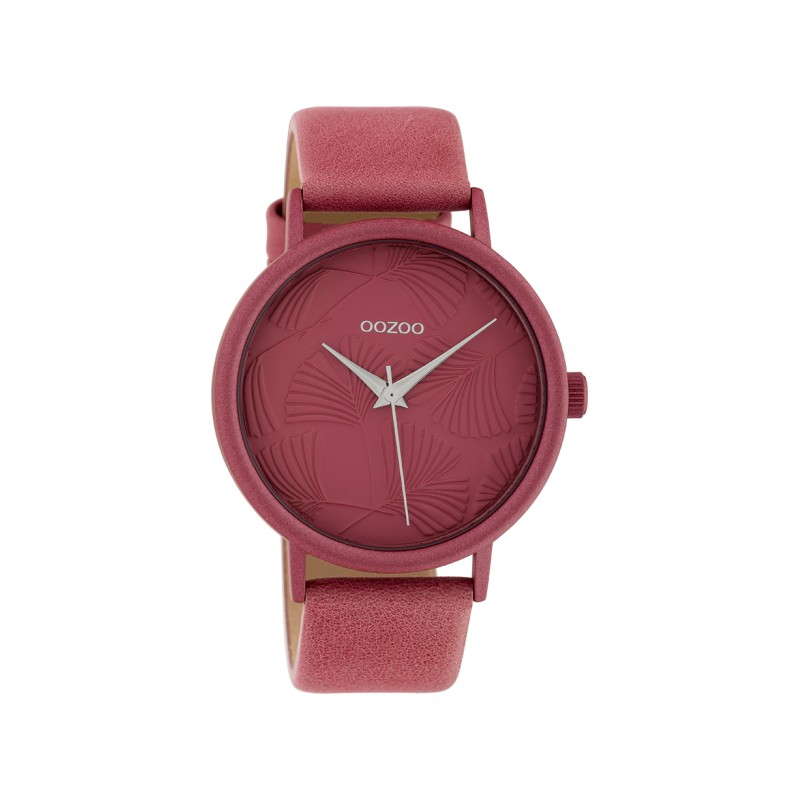 OOZOO C10396 Horloge Timepieces Collection pink 42 mm