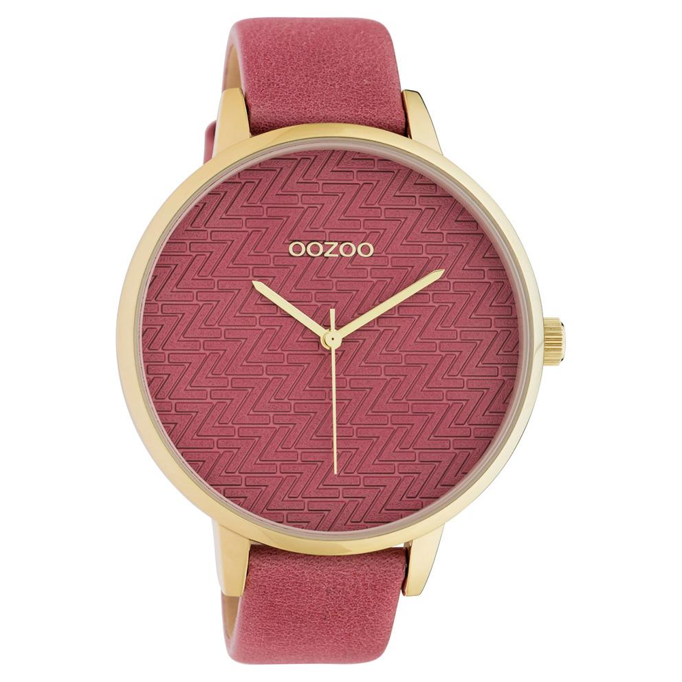 OOZOO C10405 Horloge Timepiece Collection Fruit Dove 48 mm