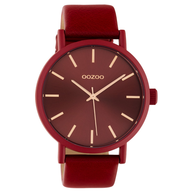 OOZOO C10445 Horloge Timepieces Collection chillypepper 42 mm