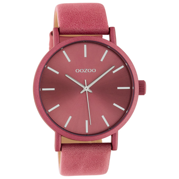 OOZOO C10449 Horloge Timepieces Collection pink 42 mm