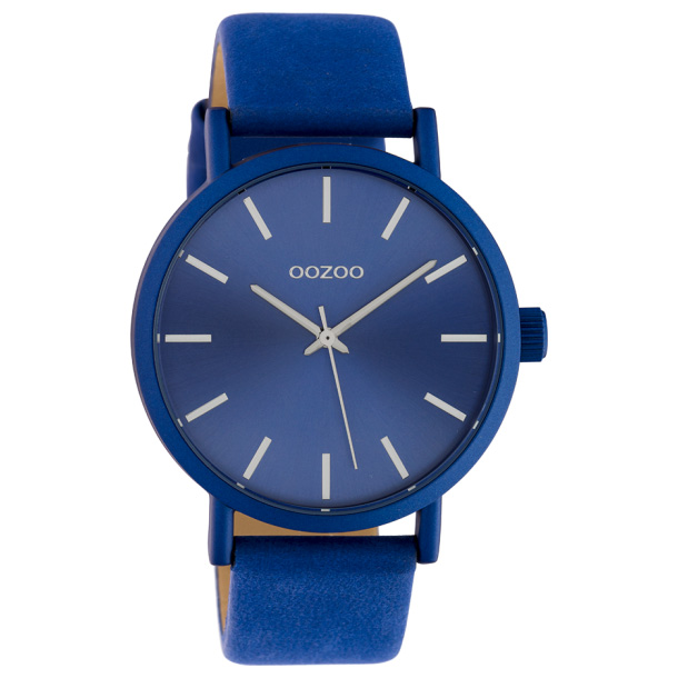 OOZOO C10452 Horloge Timepieces Collection galaxyblue 42 mm