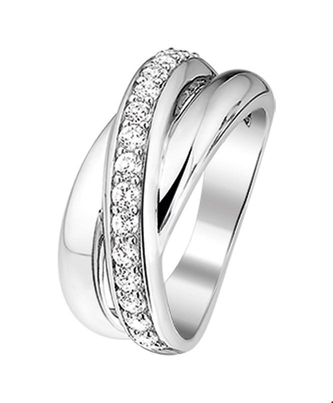 Selected Jewels zilveren ring