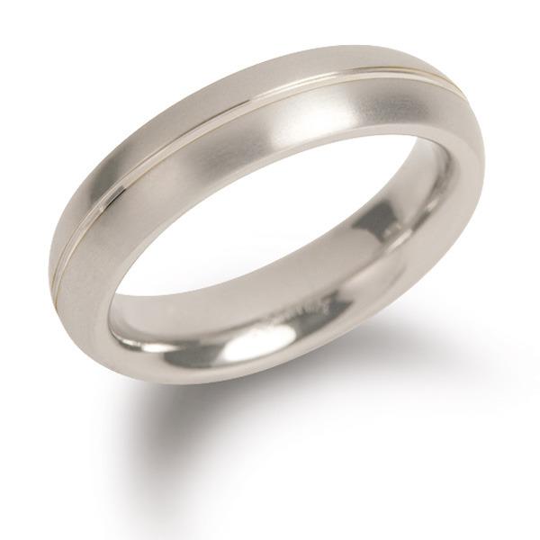 Boccia 0130 01 ring Maat 57 is 18mm