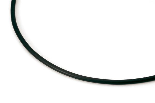 Boccia 0827 01 Collier Titanium Rubber 50 cm