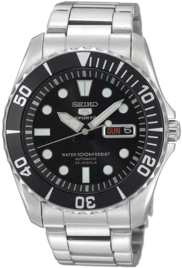 Horloge Heren Seiko SNZF17K1 (42 mm)