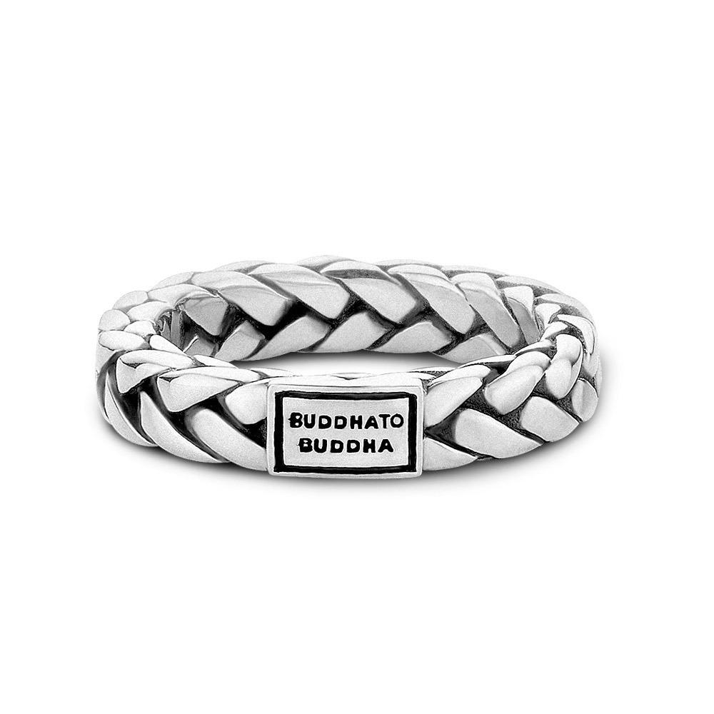 Buddha to Buddha 810 Ring George Small zilver Maat 17