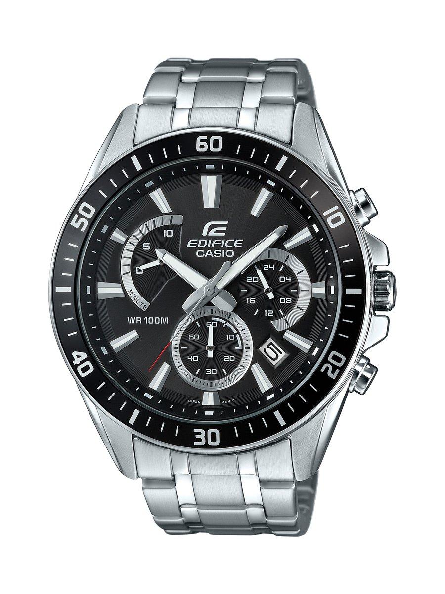 Casio EFR 552D 1AVUEF Edifice Chronograaf 47 mm