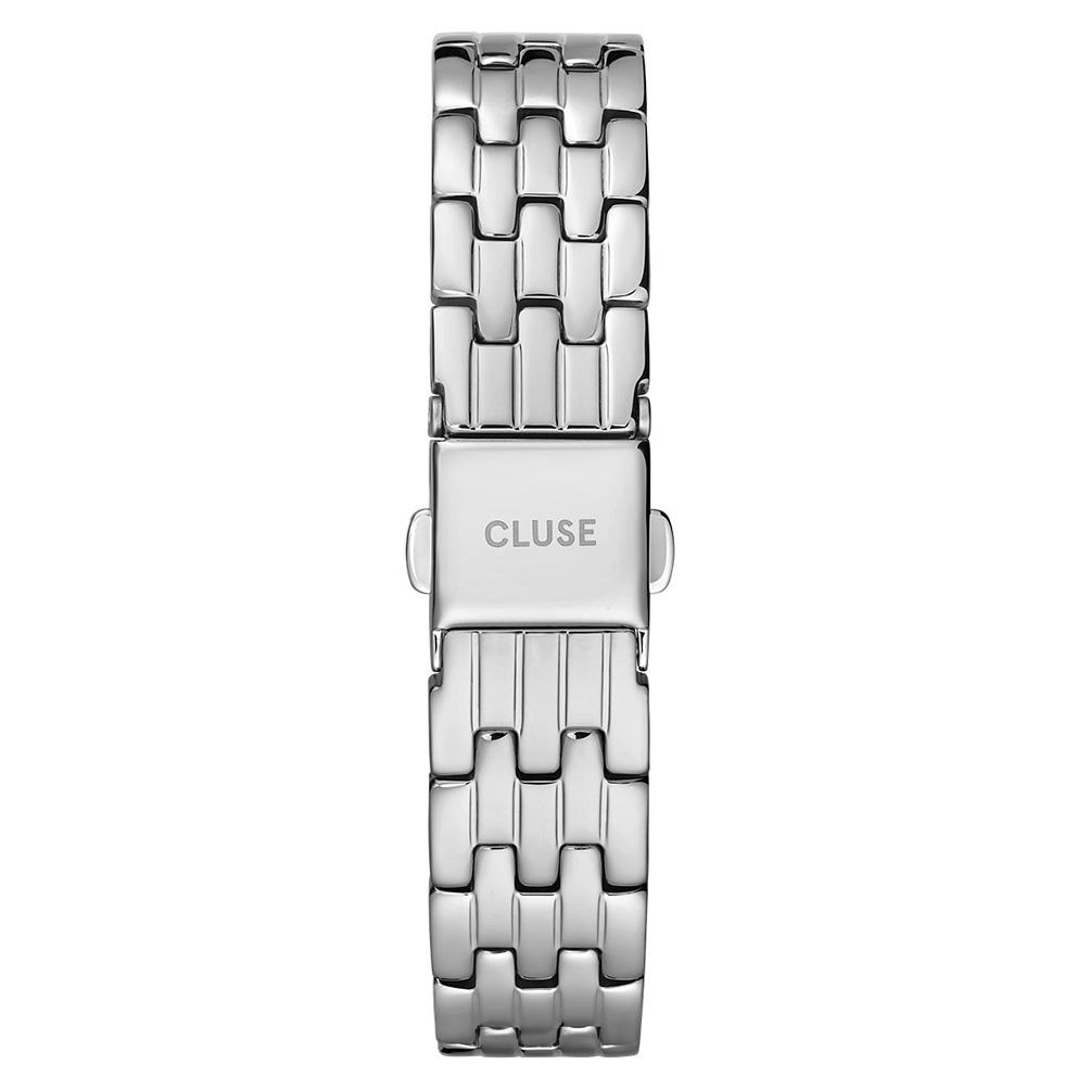 CLUSE CS1401101074 Horlogeband staal zilverkleurig 16 mm
