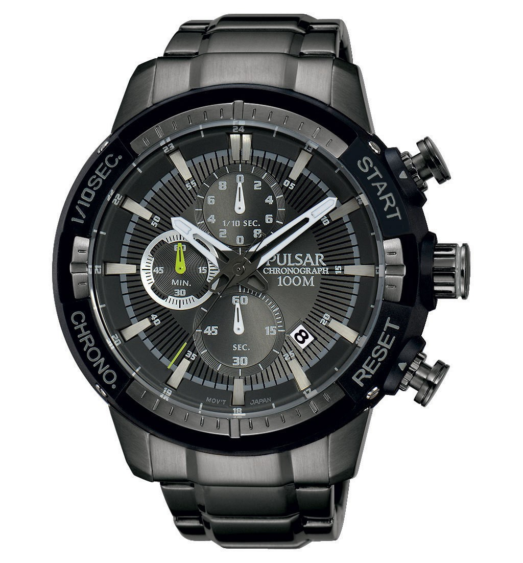 Pulsar PM3049X1 Herenhorloge met chronograaf 47 mm