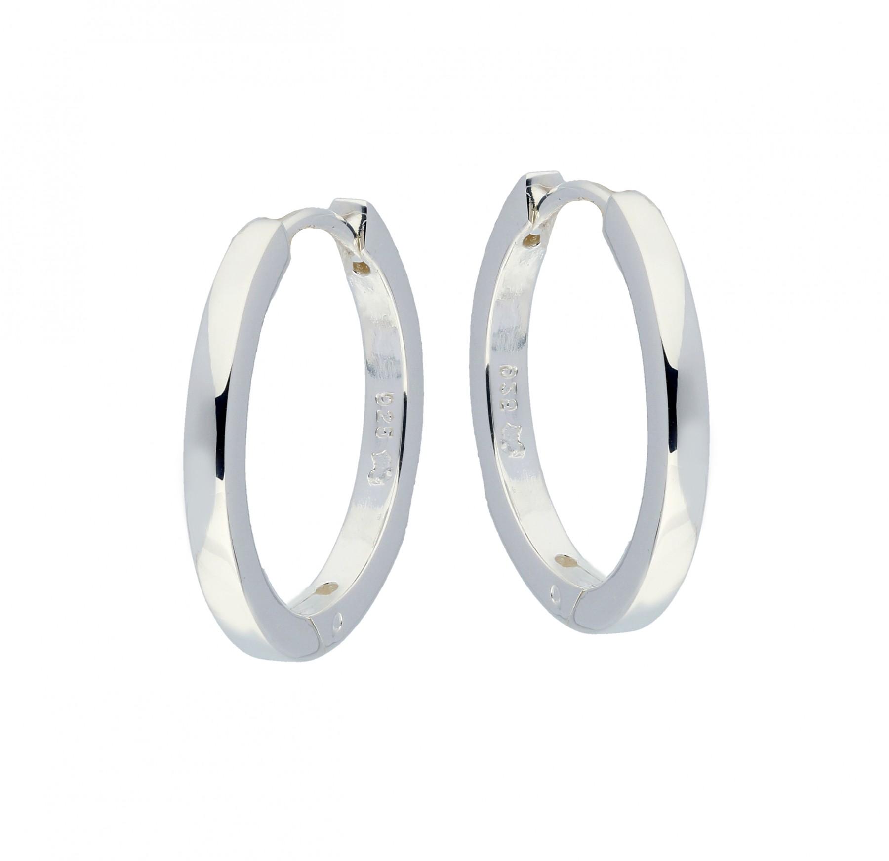 Best Basics 107.0072.20 Oorbellen zilver 2 mm