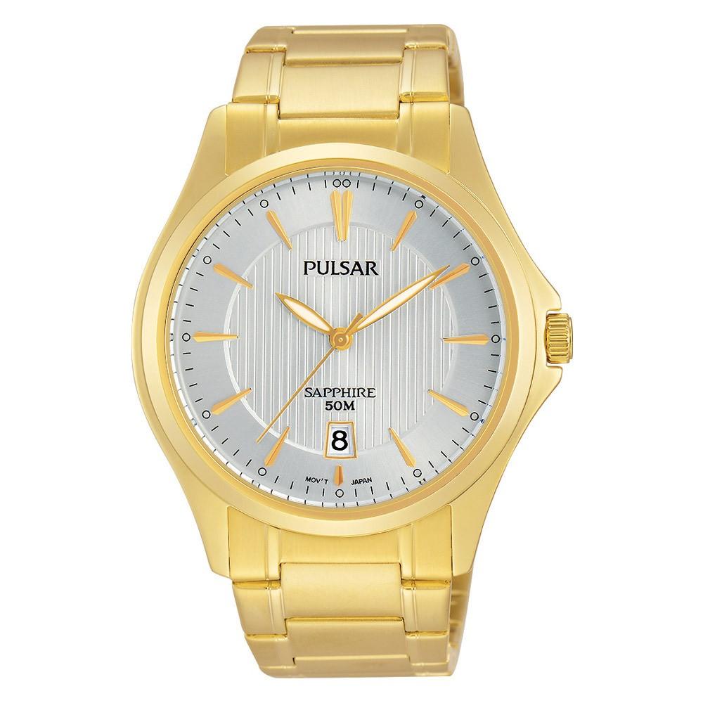 Pulsar PS9384X1 Heren Doublé horloge