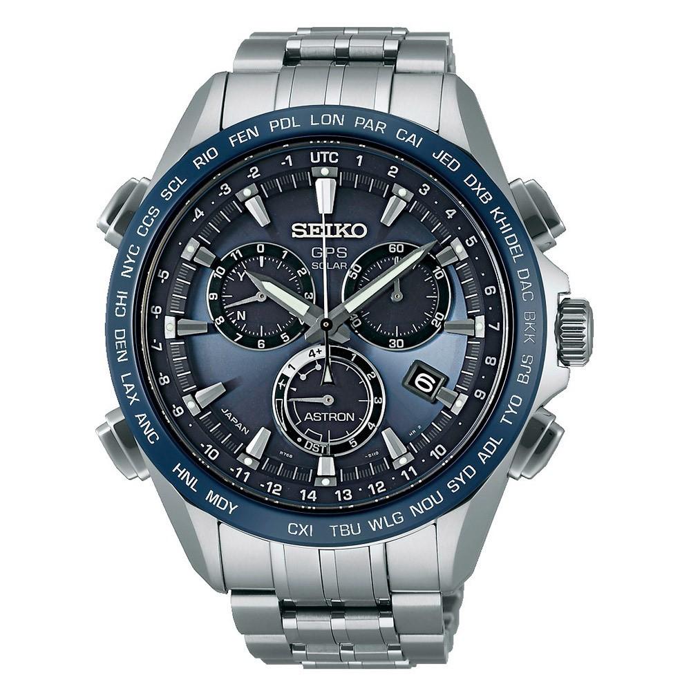 Seiko SSE005J1 Astron horloge