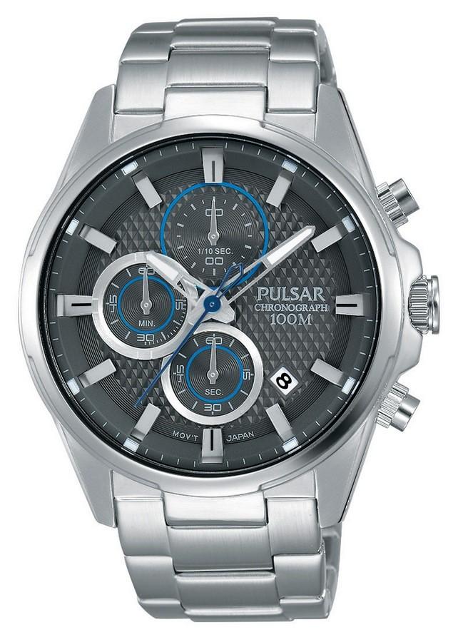 Pulsar PM3061X1 Heren Chronograaf horloge