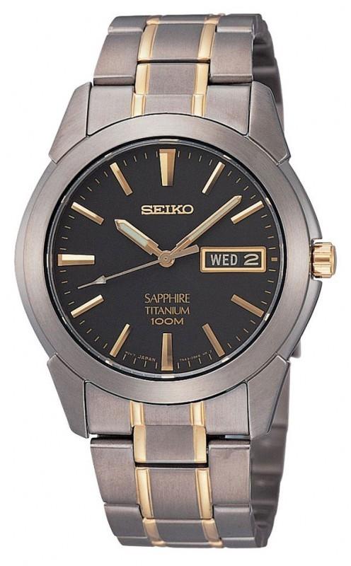 Seiko SGG735P1 horloge