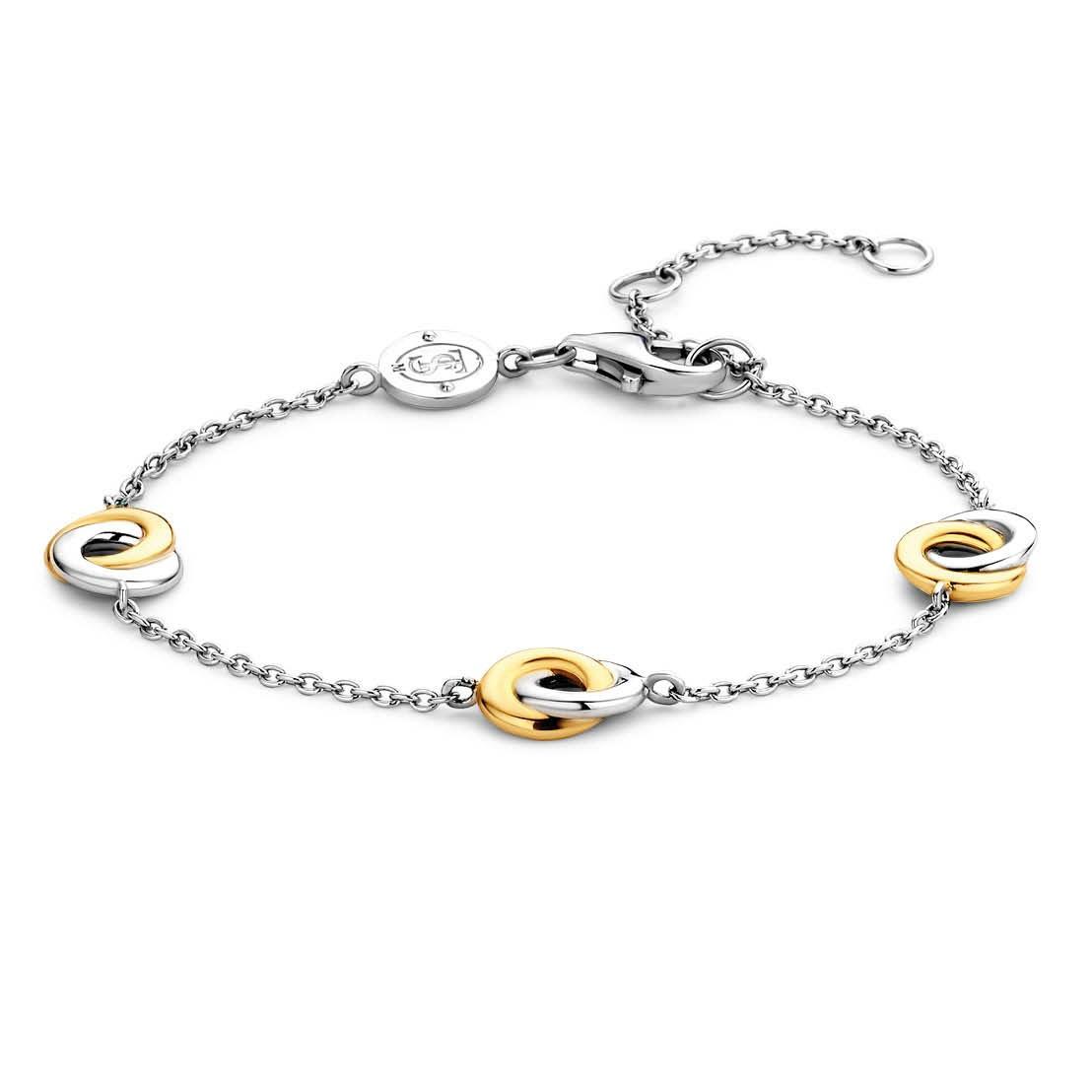 TI SENTO - Milano 2925SY Armband Gilded zilver 16-20 cm