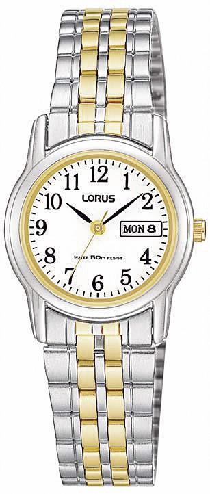 Lorus RXU11AX9 Dames horloge