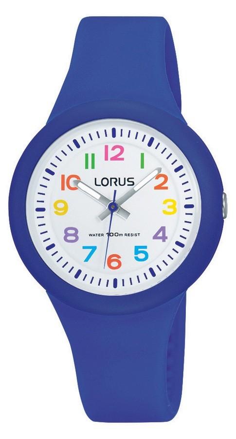 Lorus Young Kinderhorloge Blauw RRX45EX9