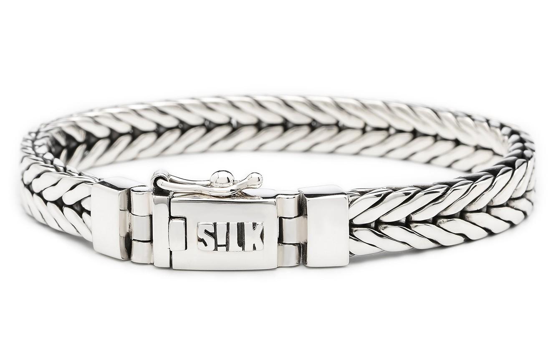 SILK Jewellery Armband zilver Shiva 20 cm 366