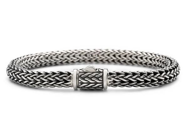 SILK Jewellery Armband zilver Eve 19 cm 422