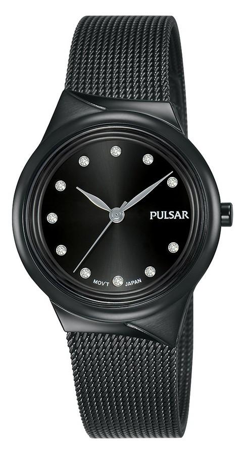 Pulsar dameshorloge Quartz Analoog 30 mm PH8443X1