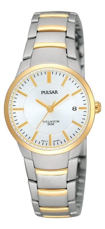 Pulsar PH7128X1 Titanium horloge