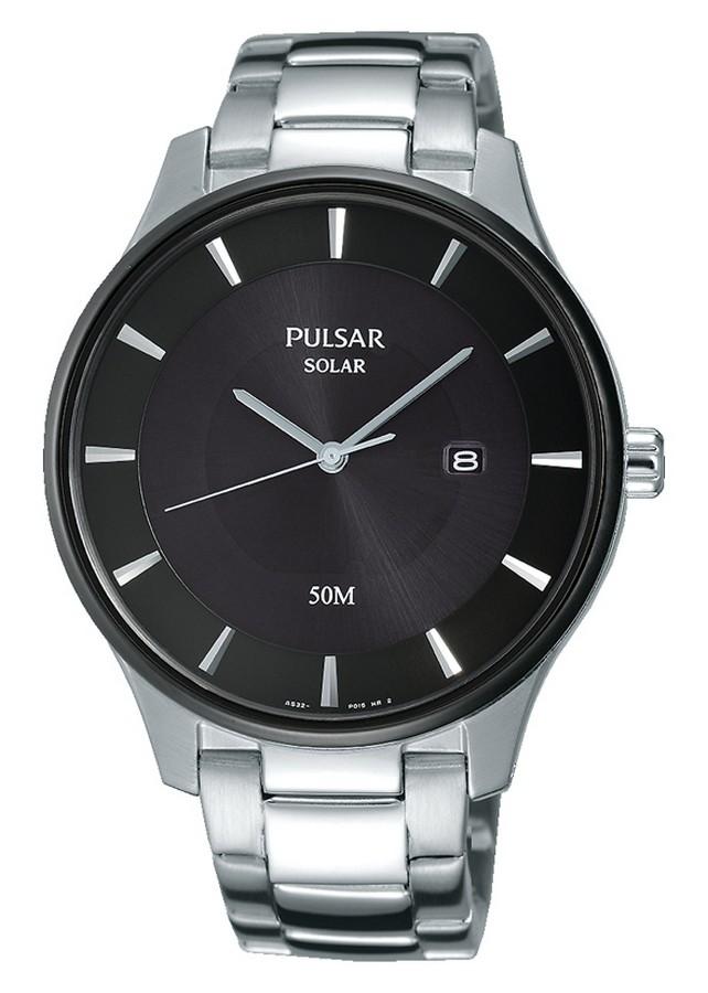 Pulsar PX3101X1 Heren Solar horloge