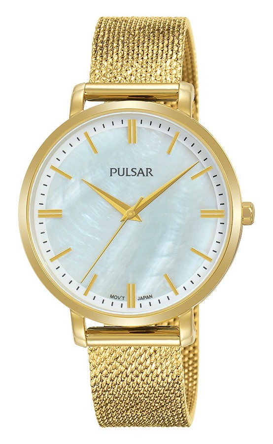 Pulsar dameshorloge Quartz Analoog 33 mm PH8462X1