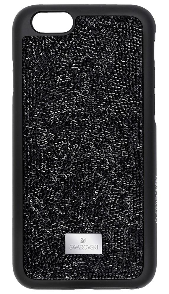 Swarovski Telefoonhoes met Bumper Glam Rock Blue voor iPhone 6, 6S en 7 5352920