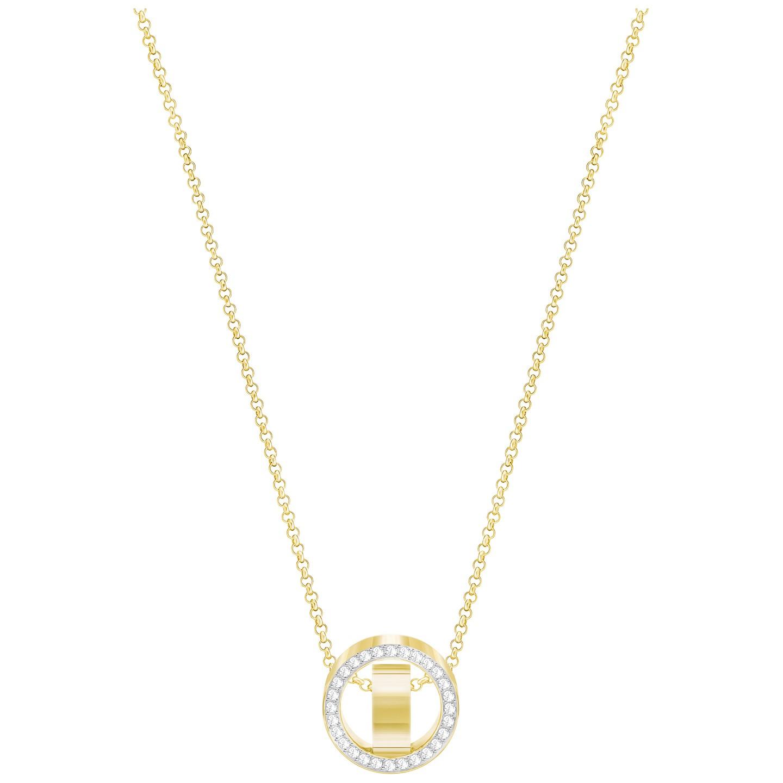 Swarovski Ketting Hollow White-Gold 5349336