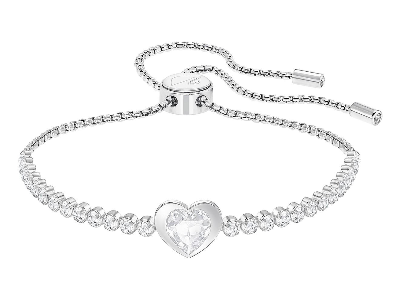 Swarovski Armband Subtle Heart White 5349630